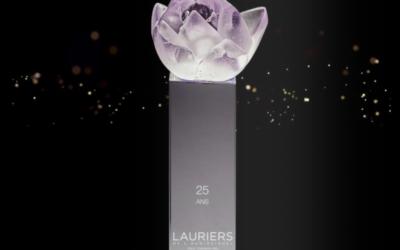 Le SPI félicite ses adhérents récompensés à la cérémonie des Lauriers de l'audiovisuel.