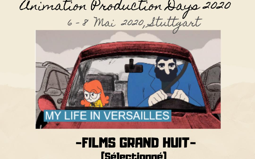 Animation Production Days 2020 : quatre projets français sélectionnés