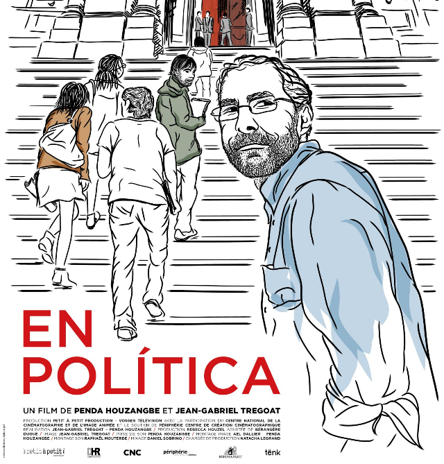 Le documentaire «EN POLITICA» produit par Petit à Petit Production sortira en e-Cinéma le 22 avril