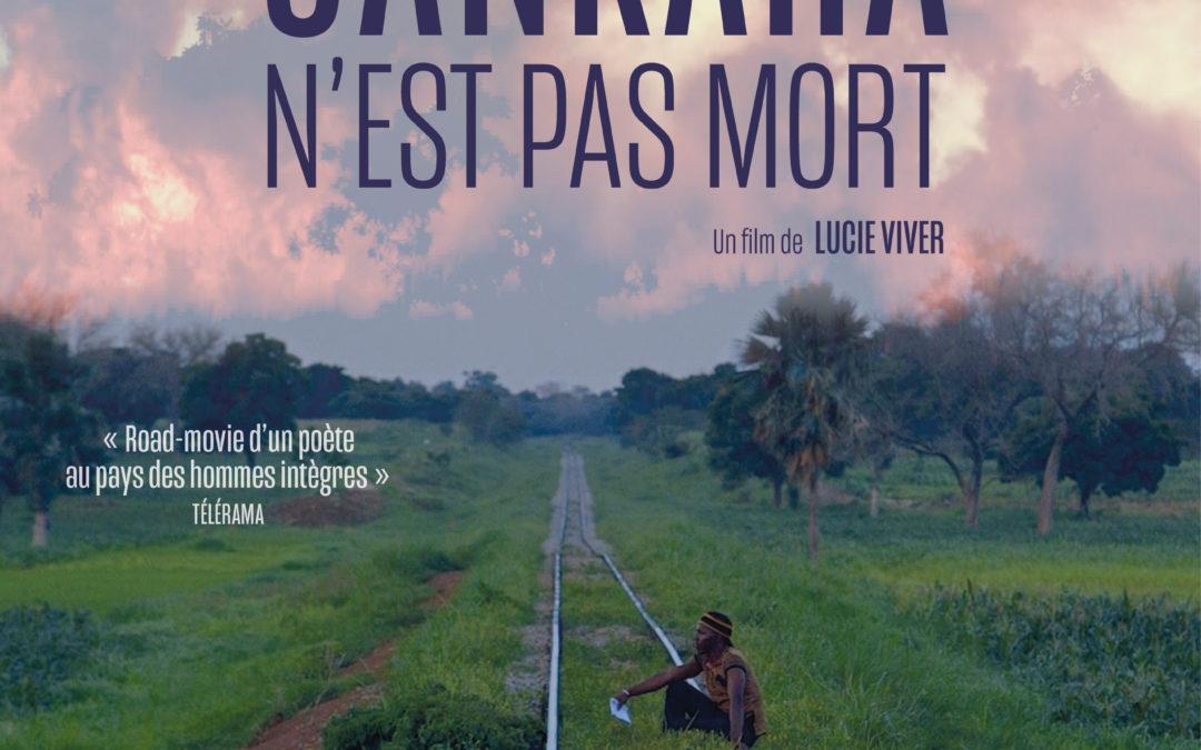 """Le film """"Sankara n'est pas mort"""" distribué par Météore Films est disponible en E-Cinéma sur la plateforme 25eHeure"""