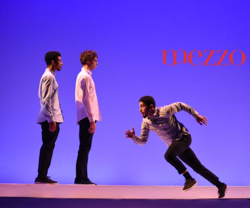 """Le spectacle de danse """"Allegria"""" de Kader Attou et capté par Axe Sud Production en diffusion le 15 mai sur la chaîne Mezzo"""