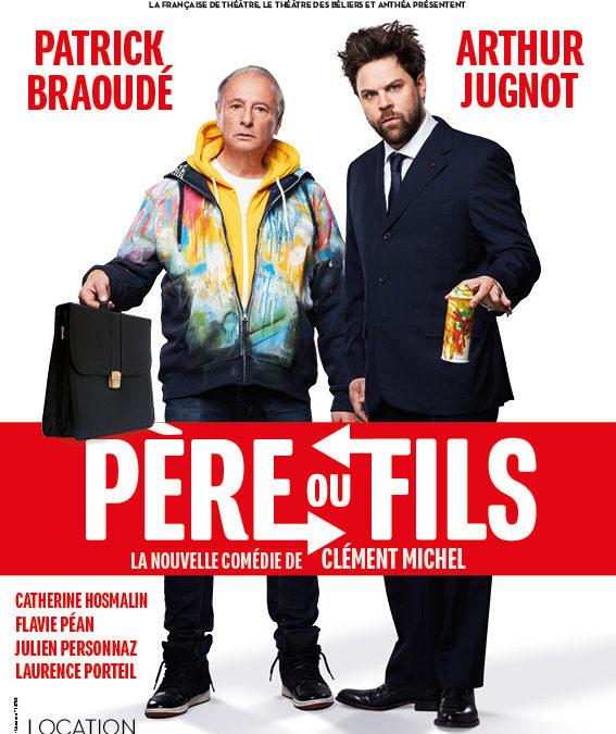 """""""Père ou fils"""", la comédie de Clément Michel produite par Bonne Pioche Télévision en diffusion samedi 9 mai sur Paris Première"""