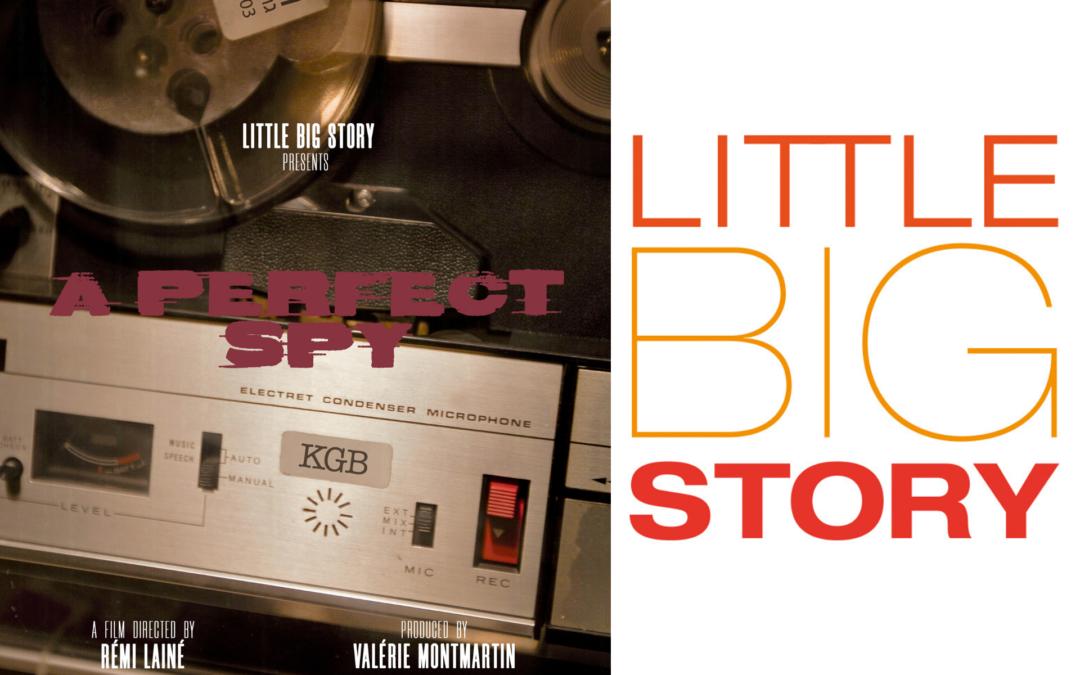 "SUNNY SIDE : Little Big Story présente ""A Perfect Spy"""
