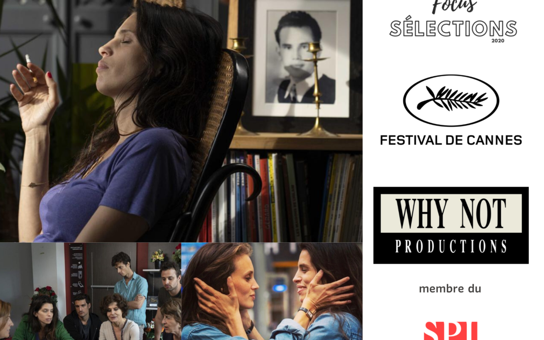 Focus Cannes Sélections 2020 : ADN (Why Not Productions)