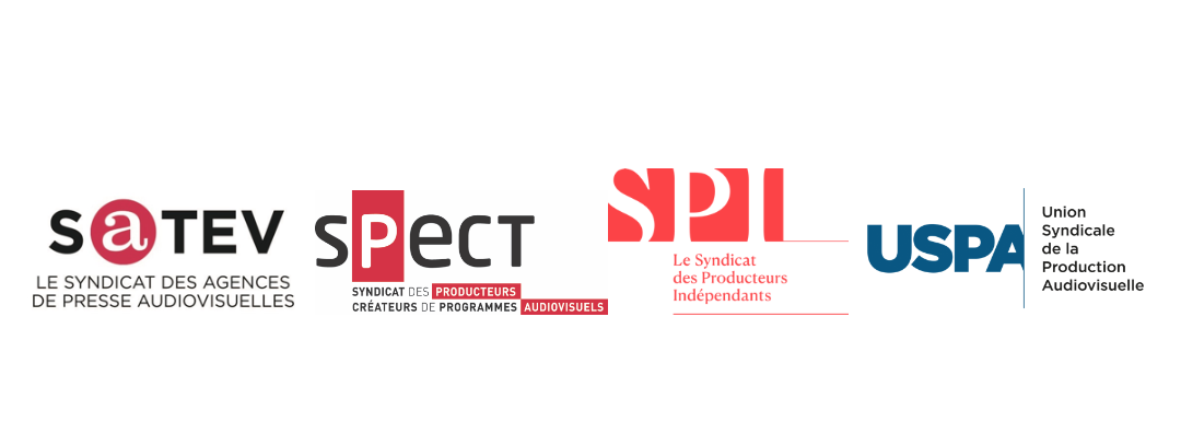 Lettre des syndicats de producteurs à l'attention de M. Alain Weill, Président du groupe NextRadioTV