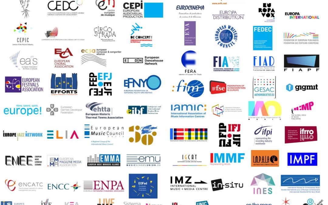 Appel du secteur culturel européen : Investir dans la prochaine génération européenne en investissant dans la culture