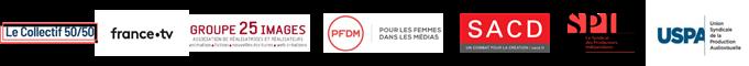 France Télévisions, le Collectif 50/50, le Groupe 25 Images, l'association « PFDM – Pour les femmes dans les medias », la SACD, le SPI et l'USPA s'associent pour faire de la « Bible 50/50 » lancée l'an dernier par le Collectif 50/50, le répertoire de référence des réalisatrices.