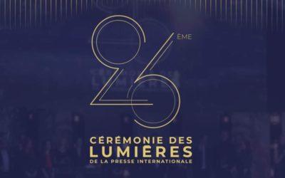 Un grand bravo à nos adhérent.e.s pour les prix obtenus lors de la 26 cérémonie des Lumières du Cinéma !
