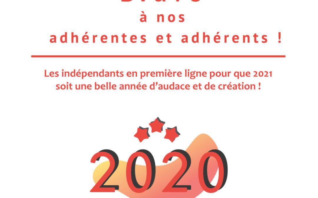 Bravo à nos adhérent.e.s pour les nombreux prix obtenus en 2020 !