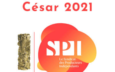 Le Syndicat des Producteurs Indépendants félicite chaleureusement ses adhérents pour leurs 40 nominations aux César 2021