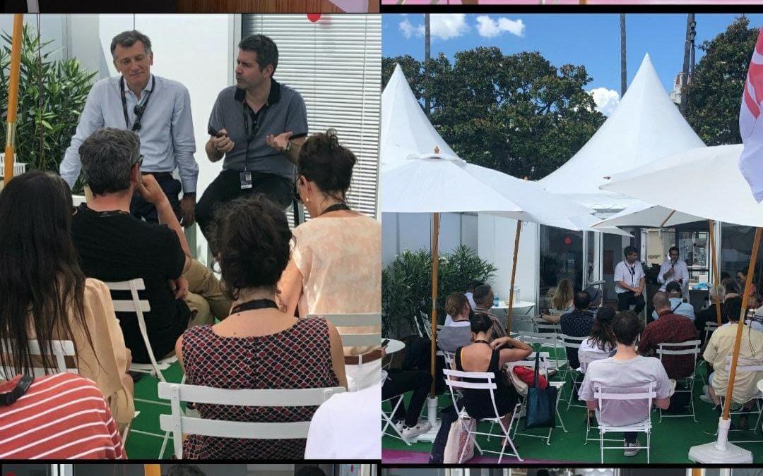 La présence du SPI au 74ème Festival international du Film de Cannes (du 6 au 17 juillet 2021)